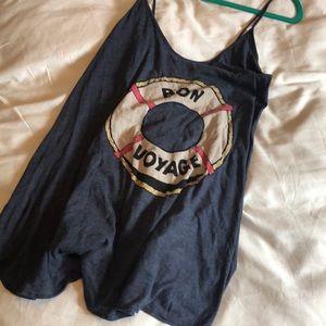 "Wildfox Dresses - 🍂3/$20🍂 Wildfox ""Bon Voyage"" Tank Dress"